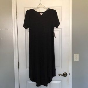 Gray Carly dress